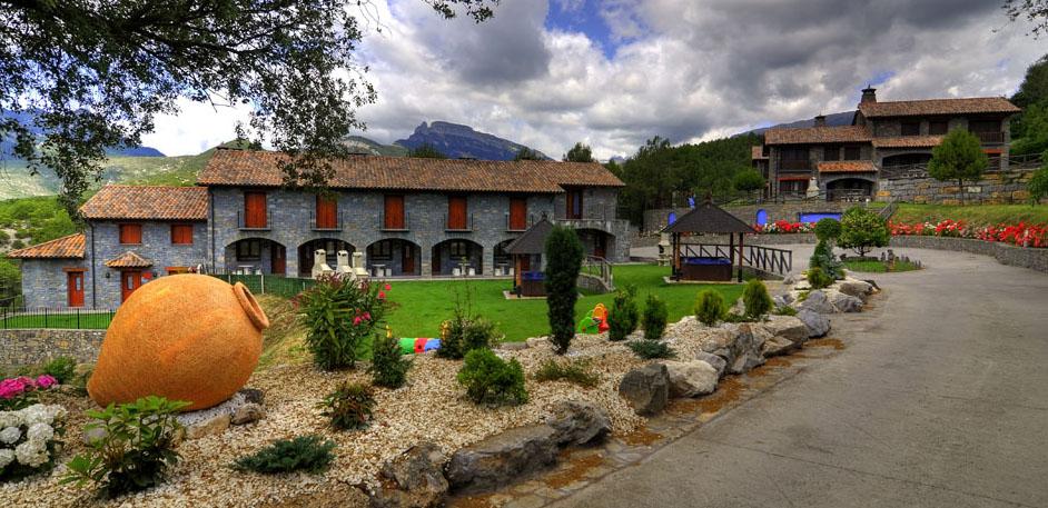 Casas Ordesa Casas Rurales En Los Pirineos Huesca