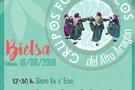 Encuentro de grupos folclóricos del Alto Aragón en Bielsa