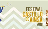 El Festival Castillo de Aínsa regresa con fuerza este julio