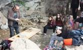 Nuevos e importantes hallazgos en la Cueva de Coro Trásito