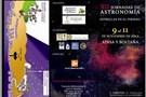 XVIII Jornadas de astronomía
